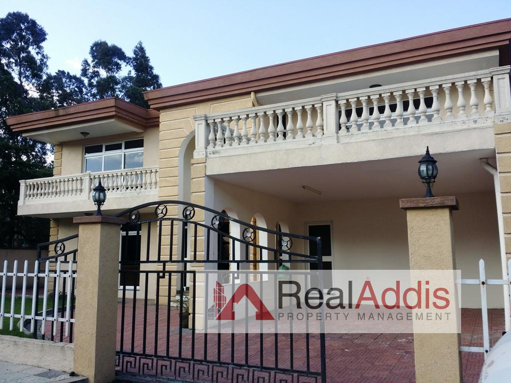 House For Rent – Mekanisa Area