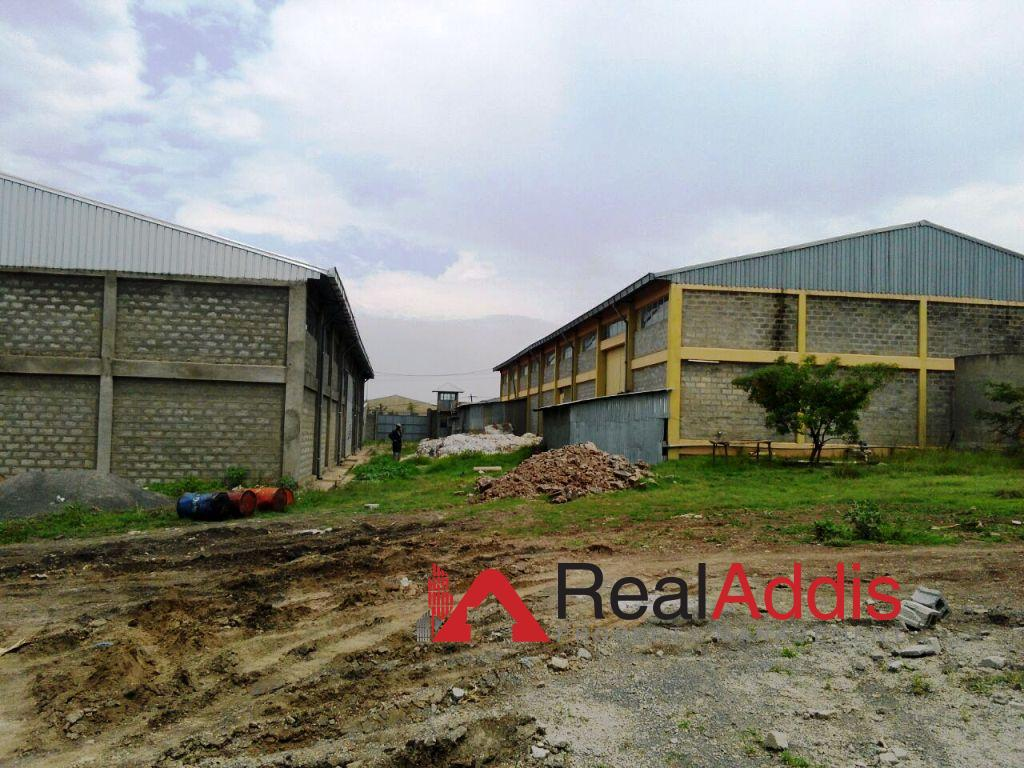 Ware house for rent – Alem Gena Area