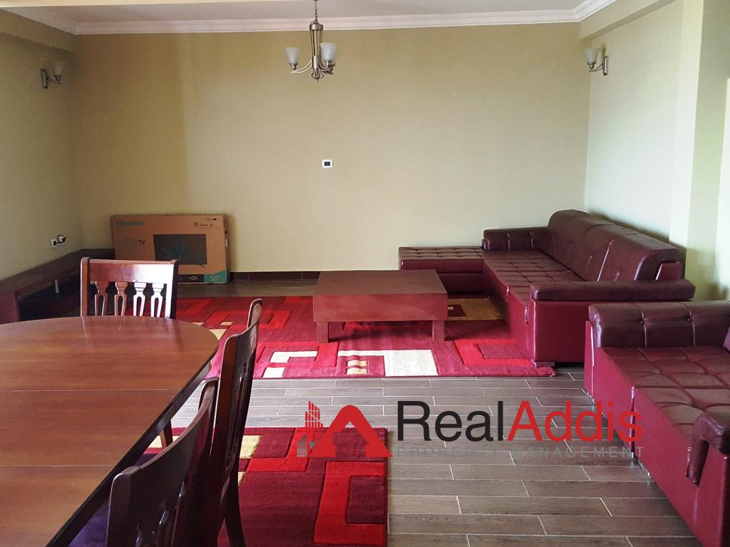 Apartment For Rent – Meskel Flower Area