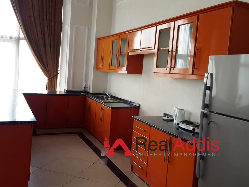 Apartment For Rent Filwoha Area Realaddis