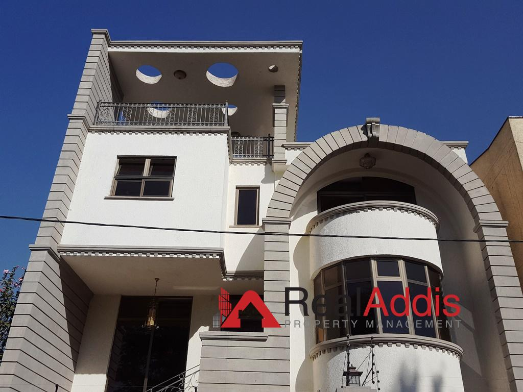 House For Rent – Bole Michael Area