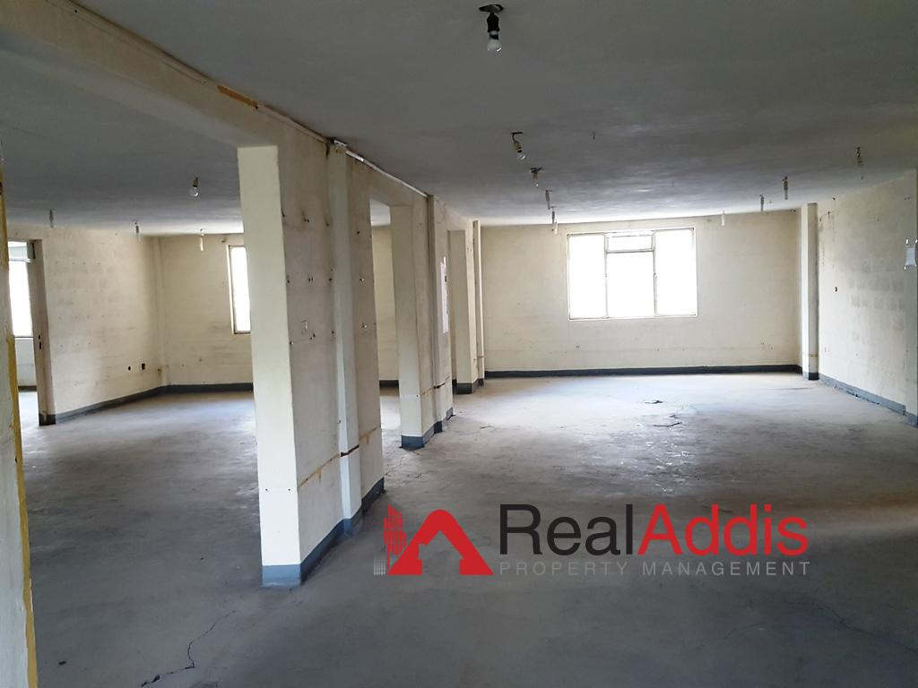 Ware House For Rent – Gerji Area